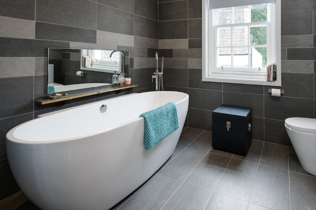 New bathroom | Gatehouse Of Fleet